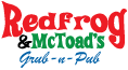 Redfrog and McToads